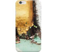 { Corners: where the walls meet #13 } iPhone Case/Skin