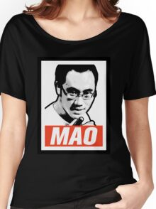 The Mao Point - Evolution 2014 Women's Relaxed Fit T-Shirt