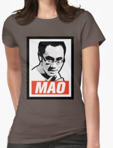 The Mao Point - Evolution 2014 Womens Fitted T-Shirt