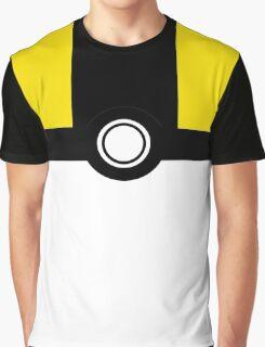 Poké ball GO! ULTRA BALL Graphic T-Shirt