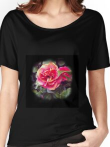 Rosy Love Women's Relaxed Fit T-Shirt