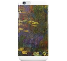 Claude Monet - Water Lilies Giverny iPhone Case/Skin
