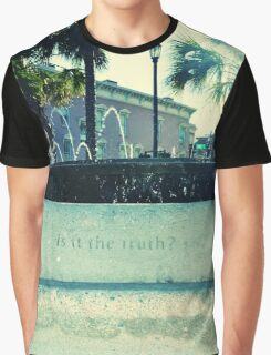 Is It The Truth? Graphic T-Shirt