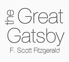 The Great Gatsby-F.Scott Fitzgerald by EyeofAthena