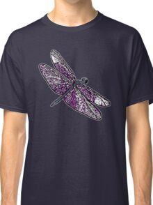 Asexual Dragonfly Classic T-Shirt