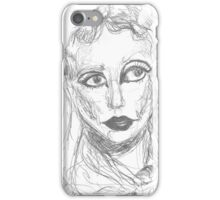 Lady Gaga - Marc Jacobs Fashion Show iPhone Case/Skin