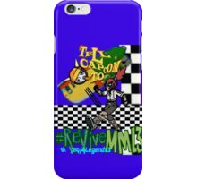 Tell Capcom to #ReviveMML3! Mega Man Legends 3's Barrett kicking Bon Bonne. iPhone Case/Skin