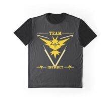 Team Instinct: Clothing, Cups, and More! Graphic T-Shirt