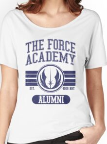 The Force Academy Women's Relaxed Fit T-Shirt