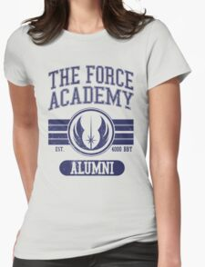 The Force Academy Womens Fitted T-Shirt