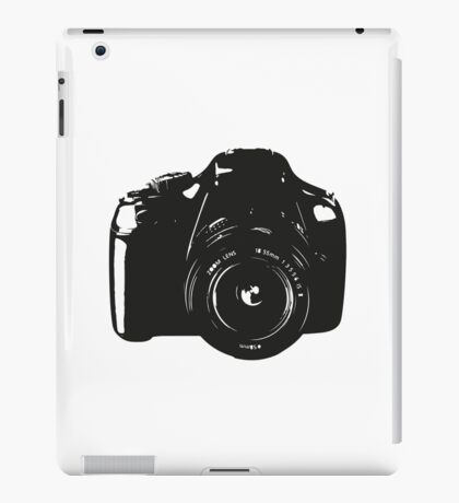A Camera is a Way to Capture Moments Forever iPad Case/Skin
