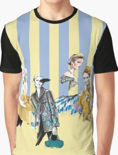 Illustrations  Graphic T-Shirt