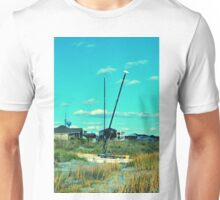 Sailing The Dunes Unisex T-Shirt