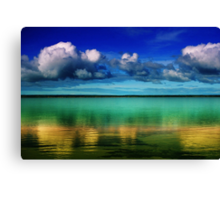 Out to the Horizon Canvas Print