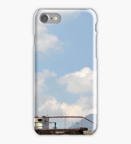 communication tower iPhone Case/Skin