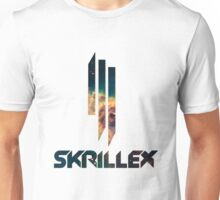 Skrillex in the Space Unisex T-Shirt