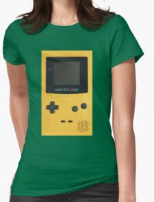 Gameboy Womens Fitted T-Shirt