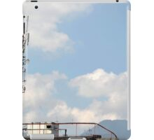 communication tower iPad Case/Skin