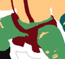 Minimalist Alex (Street Fighter Five) Sticker