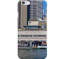 Circular Quay Railway Station iPhone Case/Skin