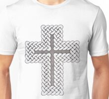 Celtic Knot Cross Unisex T-Shirt