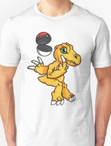 Digimon GO Unisex T-Shirt