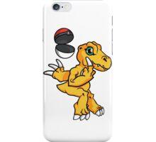 Digimon GO iPhone Case/Skin