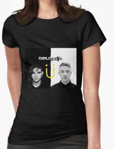 Skrillex Womens Fitted T-Shirt
