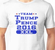 DONALD TRUMP MIKE PENCE TEAM TRUMP MAKE AMERICA GREAT AGAIN 2016 Unisex T-Shirt