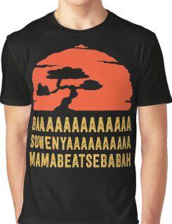 BAAAAAAAAAAAAA SOWENYAAAAAAAAAA MAMABEATSEBABAH Tee Shirt Graphic T-Shirt