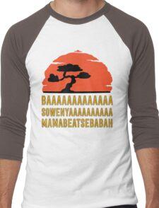 BAAAAAAAAAAAAA SOWENYAAAAAAAAAA MAMABEATSEBABAH Tee Shirt Men's Baseball ¾ T-Shirt