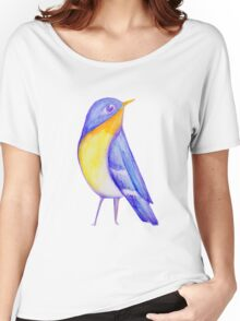 Parola Warbler Bird Women's Relaxed Fit T-Shirt