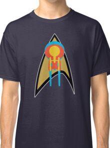 Star Trek - Enterprises & Logo Classic T-Shirt