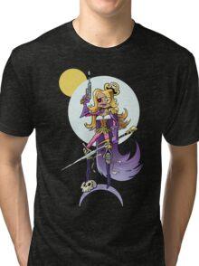 Space Pirate Queen Tri-blend T-Shirt