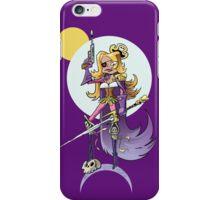 Space Pirate Queen iPhone Case/Skin
