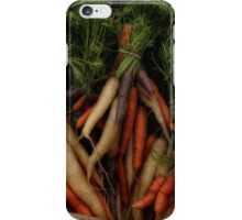 Carrots here iPhone Case/Skin