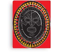 Tribal lll Canvas Print