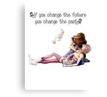 Final Fantasy XIII-2 Canvas Print