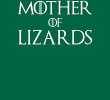 Mother of Lizards T Shirt Womens Fitted T-Shirt