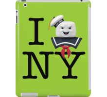 Ghostbusters - I Stay Puft New York iPad Case/Skin