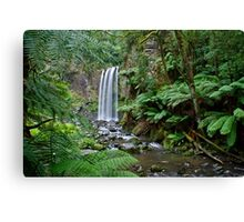 A Natural Paradise Canvas Print