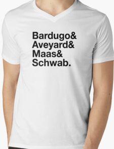 YA Authors Mens V-Neck T-Shirt