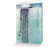 Life On The Ocean Greeting Card