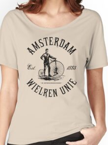 Amsterdam Bicycle Club Women's Relaxed Fit T-Shirt