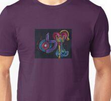 LAMED - 12 – Ascending to Comprehend God's Wisdom  Unisex T-Shirt