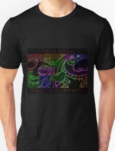 Ren & Stimpy Spin Off Color Unisex T-Shirt