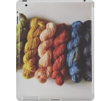 Colors of the Country iPad Case/Skin