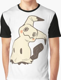 Pastel Mimikyu Graphic T-Shirt