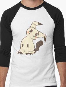 Pastel Mimikyu Men's Baseball ¾ T-Shirt