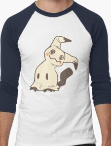 Pastel Mimikyu Men's Baseball ¾ T-Shirt